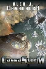 Cassastorm:  The Worlds of Alethea Kontis