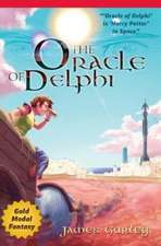 Oracle of Delphi:  An Alphabet Book of Goodness, Beauty, and Wonder
