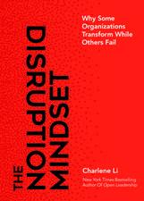 The Disruptoras Agenda