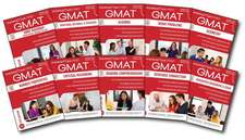 Complete GMAT Strategy Guide Set
