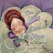 The Little Glass Slipper