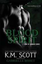 Blood Spirit:  Sons of Navarus #3