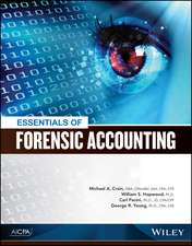 ESSENTIALS OF FORENSIC ACCOUNT