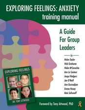 Exploring Feelings Training Manual