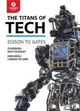 The Titans of Tech: Edison to Gates