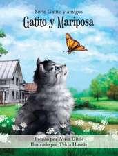 Gatito y Mariposa