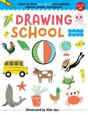 Drawing School--Volume 1