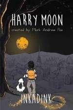 Amazing Adventures of Harry Moon Spooky Town Inkadink Graphic Novel