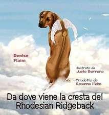 Da dove viene la cresta del Rhodesian Ridgeback