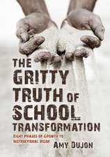 The Gritty Truth of School Transformation