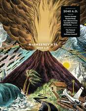 McSweeney's Issue 58: 2040 Ad - Climate Fiction Edition
