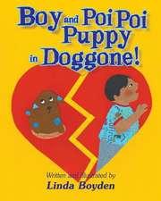 Boy and Poi Poi Puppy in Doggone!