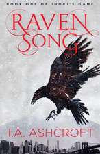 Raven Song: A Dystopian Fantasy