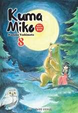 Kuma Miko Volume 8: Girl Meets Bear