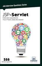 JSP-Servlet: Interview Questions You'll Most Likely Be Asked