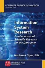 Information System Research