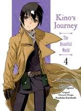 Kino's Journey: The Beautiful World Vol. 4
