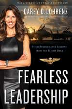 Fearless Leadership (Second Edition)
