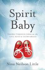 Spirit Baby: Travels Through China on the Long Road to Motherhood
