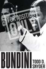Bundini: Don't Believe the Hype