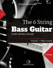 The 6 String Bass Guitar