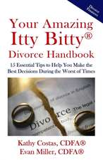 Your Amazing Itty Bitty(R) Divorce Handbook: 15 Essential Tips to Help You Make the Best Decisions During the Worst of Times