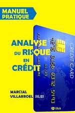 MANUEL PRATIQUE Analyse du risque de credit