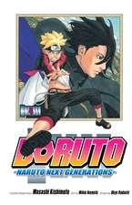 Boruto: Naruto Next Generations, Vol. 4