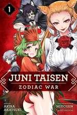 Juni Taisen: Zodiac War (manga), Vol. 1