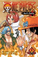 One Piece: Ace's Story, Vol. 1: Formation of the Spade Pirates