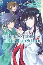 The Honor Student at Magic High School, Vol. 8