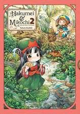 Hakumei & Mikochi, Vol. 2