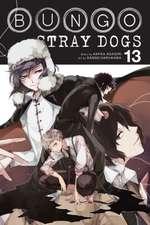 Bungo Stray Dogs, Vol. 13