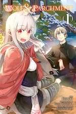 Wolf & Parchment, Vol. 1 (Manga)