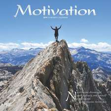 Motivation 2019 Square Wall Calendar