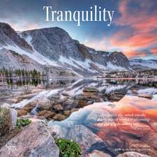 Tranquility 2019 Square Wall Calendar
