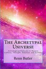 The Archetypal Universe