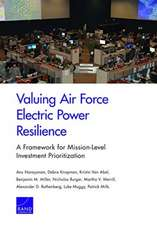 VALUING AIR FORCE ELECTRIC POWPB