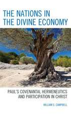NATIONS IN THE DIVINE ECONOMY CB