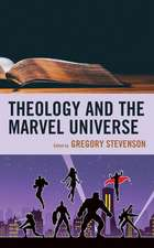 Theology and the Marvel Universe