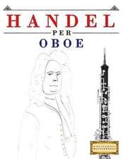 Handel Per Oboe