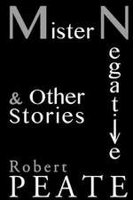 Mister Negative and Other Stories
