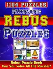 Fantastic Rebus Puzzles