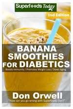 Banana Smoothies for Diabetics