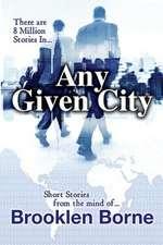 Any Given City