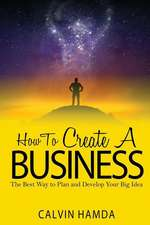 How to Create a Business