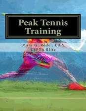 Peak Tennis Training