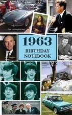 1963 Birthday Notebook