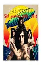 Led Zeppelin - 50th Anniversary
