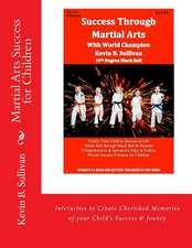Martial Arts Success for Children